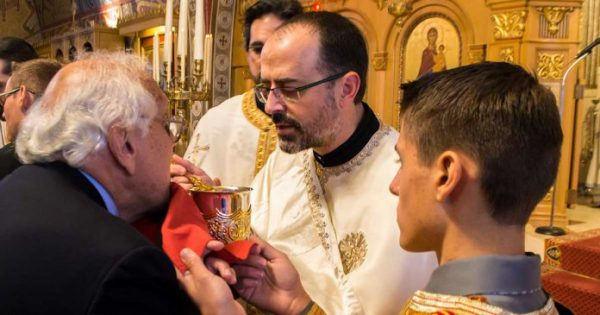 Ecumenical Patriarchate Allows Multiple Spoons for Communion Service