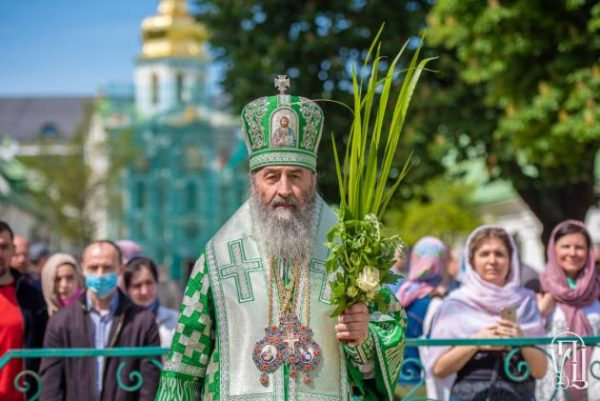 Metropolitan Onuphry Speaks on the Mystery of the Holy Trinity