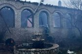 Fire Destroys Historic Byzantine Convent in Central Greece
