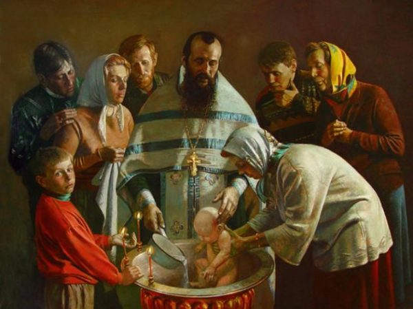 What Do Parents Absolutely Have to Do after Baptizing their Child?