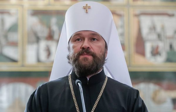 Metropolitan Hilarion of Volokolamsk: We Cannot Remain Indifferent to Such Sad Facts