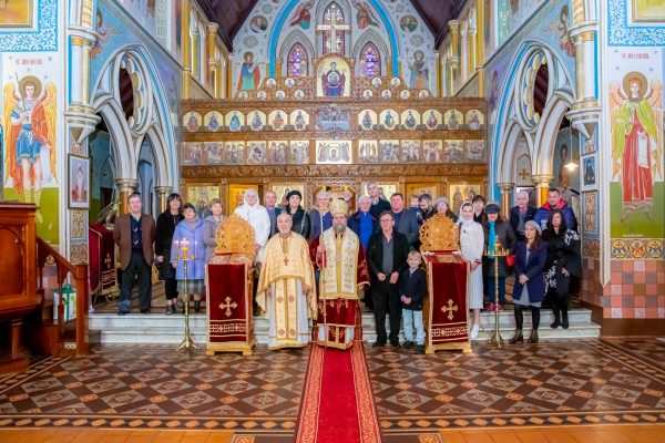 12th anniversary of Romanian Diocese of Australia and New Zealand Marked in Melbourne