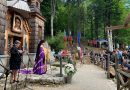 Archbishop Tikhon of Podolsk Takes Part in Memorial for Russian War Prisoners in Slovenia