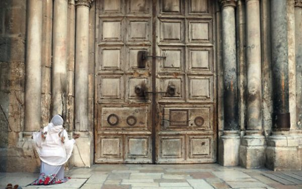 Jerusalem's Church of Holy Sepulchre Shuttered Again amid Coronavirus Resurgence