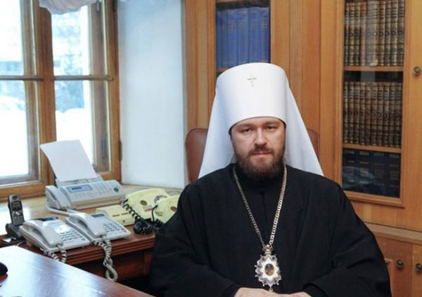 Metropolitan Hilarion Answers Questions on Holy Trinity, God's Will, Humility and Forgiveness