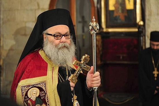 Letter to the Ecumenical Patriarch from His Beatitude Patriarch JOHN X