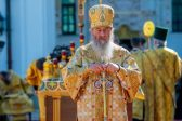 Metropolitan Onuphry: Prayer and Faith Are Great Spiritual Power