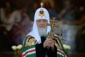 Patriarch Kirill Prays for End to Confrontation in Belarus