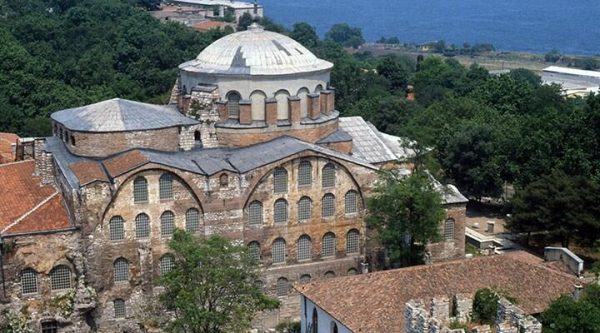 Turkey Converts Chora Church Into Mosque