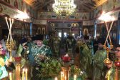 The feast day at St Seraphim Memorial Church is Marked by Primatial Service