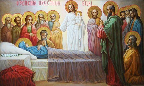 Imitating the Virgin Mary