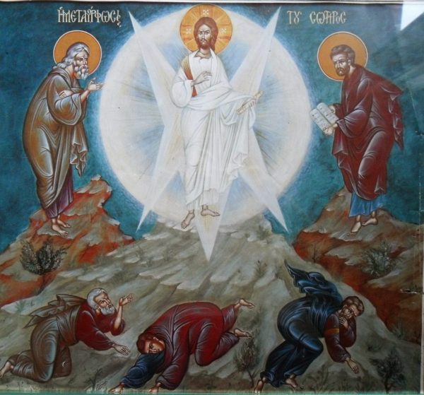 The Transfiguration of Christ as an Image of the Transformation of Man
