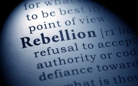 Biblical Rebellion?