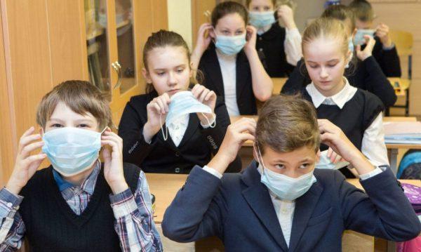 Should Children Wear Masks in Class?