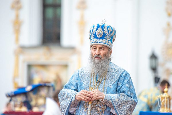 """Metropolitan Onuphry: """"Mother of God Is Always Nearby, You Only Need to Call Her Name"""""""