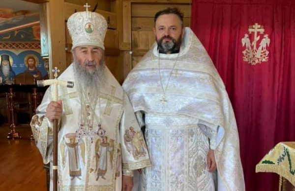 Honored Doctor of Ukraine Ordained a Priest