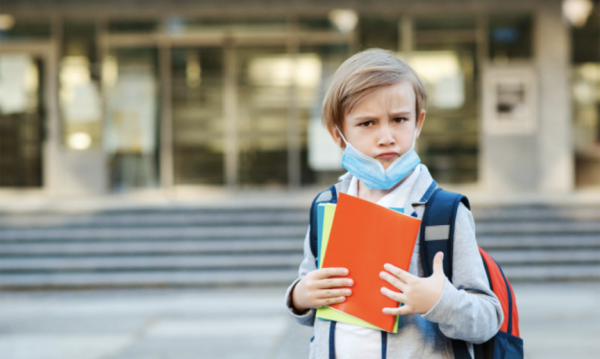 Pandemic Is Not Over, But the Schools Reopened. How to Protect Children from Covid-19 in the Fall?