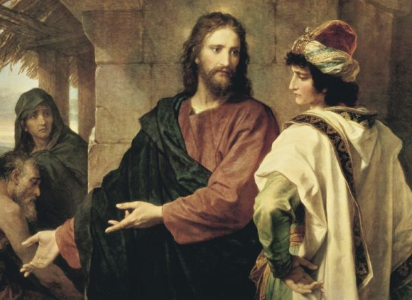 Sermon on the Rich Young Man