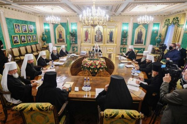 Message of the ROC Holy Synod on the Coronavirus Infection