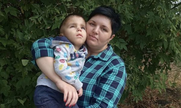 In Volgograd, a single mother got evicted from her apartment because of a loan for her son's treatment. The whole city came to her defense