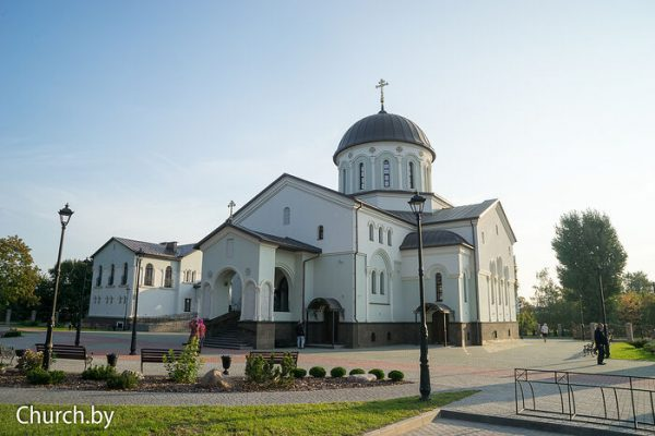 Holy Cross Church Consecrated on Site Where Nazis Killed 80,000 in Minsk