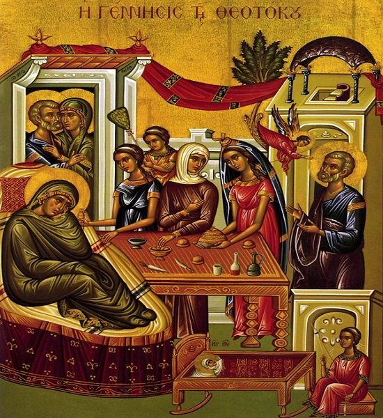 Homily on the Birth of the Theotokos