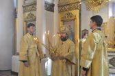 Metropolitan Hilarion: Eucharist is the wedding feast, to which Lord Jesus Christ invites each of us