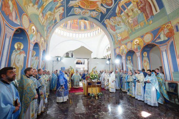 Polish Orthodox Church Consecrates Warsaw's Hagia Sophia Cathedral