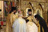 Archbishop Makarios at the Festivities for the 50th Anniversary of the Founding of St Nektarios Church