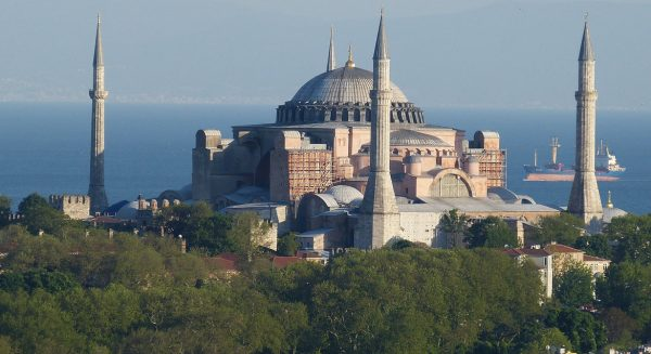 Turkey Introduces New Dress Code to Visit Hagia Sophia