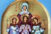 Being Inspired by St Sophia and Her Children Faith, Hope, and Love