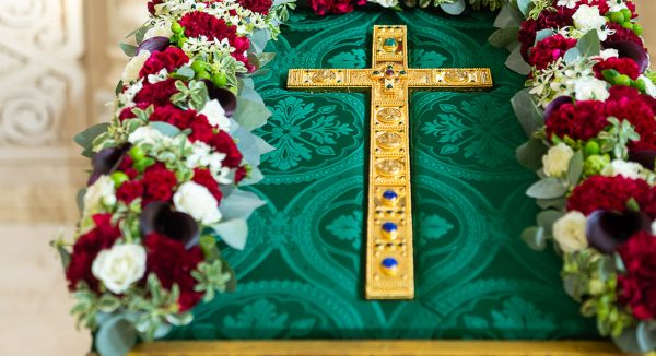 """This Is a Call to Peace"": Unique Turov Cross Recreated in Belarus"