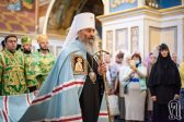 "Metropolitan Onuphry: It Is Not ""Supermen"", Who Become Saints, But People Who Overcome Their Weaknesses"