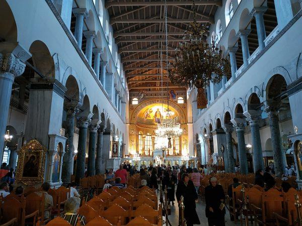 Thessaloniki Celebrates Patron Saint Demetrios on His Feast Day