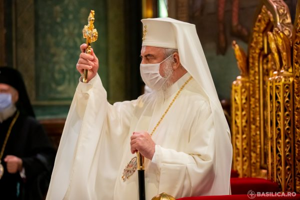 Patriarch Daniel: Let Us Always Thank God Because We Live Permanently from His Mercy