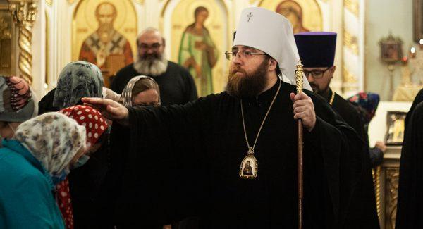 Metropolitan Ignatius of Saratov Helps Raise 50 Million Rubles to Fight COVID-19