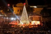 Palestinians May Limit Christmas Celebrations in Bethlehem