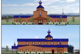 New Church of the Holy Myrrh-Bearing Women Under Construction in Virginia