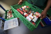More than 1.2 Million Food Parcels Handed out During Coronavirus Pandemic