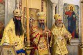 Ukrainian Hierarch Gives Financial Aid to Metropolitan of Beirut
