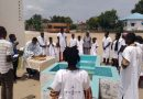 Mass Baptism Celebrated in Congo