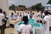 Mass Baptism Celebrated in Congo