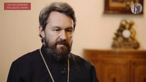 Metropolitan Hilarion Said Kuraev Could Be Excommunicated from the Church