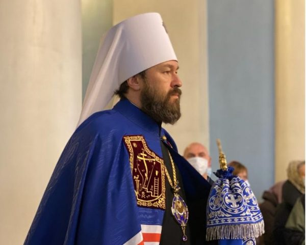 Metropolitan Hilarion: We should remember that the life of each human being is in the hands of God