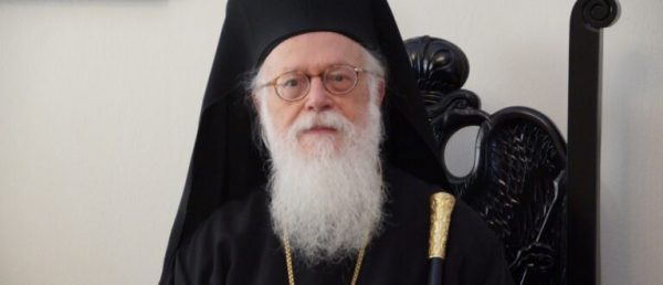 Archbishop of Tirana: Do Not Worry, We Will Get Through This