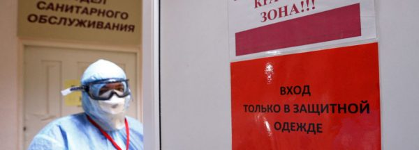 Entrepreneur Goes To Work in the Red Zone in Simferopol. The hospital lacked nurses
