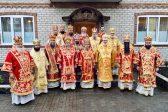 Gorodnitsky Monastery Celebrates Its Patron Saint's Day and the 70th Birthday of Its Abbot