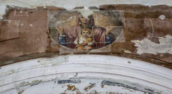 Frescoes that were Considered Lost Found at the Vysoko-Petrovsky Monastery in Moscow