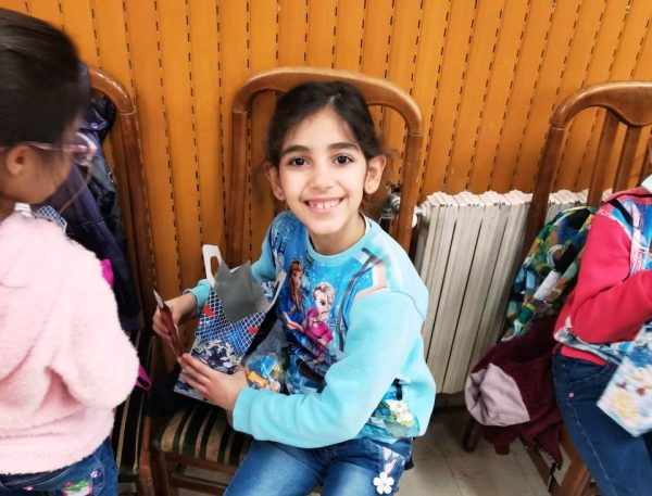 Syrian Children Receive Presents from Russia on St. Nicholas Day