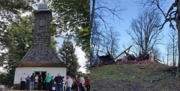 Orthodox Churches Damaged in Earthquake in Croatia